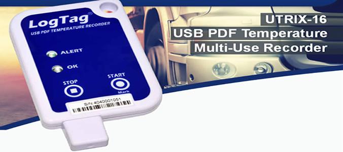 UTRIX-16 Veri Kaydedici